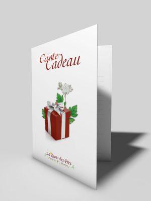 La Carte Cadeau la Reine des Prés
