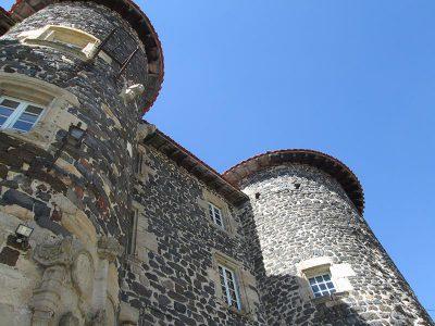 Château abbatial du Monastier-sur-Gazeille