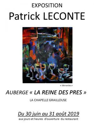 Exposition Patrick Leconte
